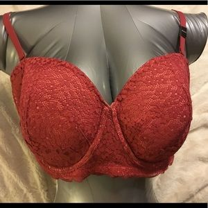 Victoria's Secret 36DDD Lined Balconet Bra New
